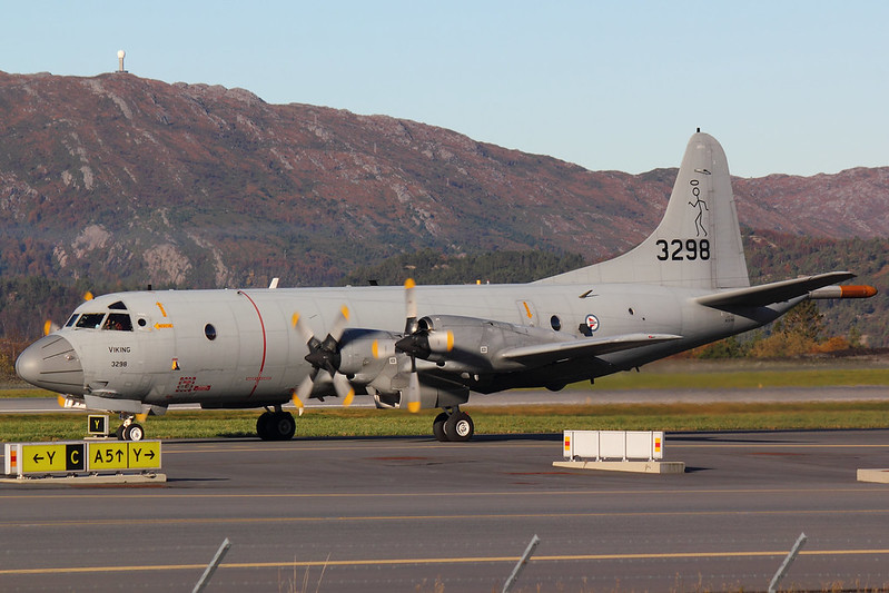 Norwegian Air Force - Viking - 3298 (2)