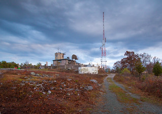 Blue Hill Weather Observatory and the WGBH Tower
