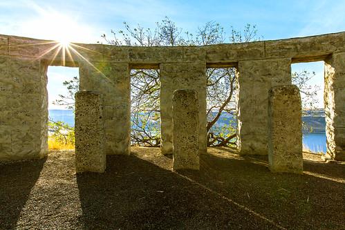 replica stonehenge sunstar wwimemorial maryhillwa klickitatcounty maryhillstonehenge