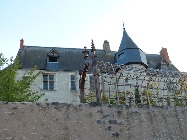 château dunois