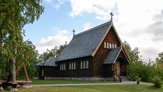 Kvikkjokk Church