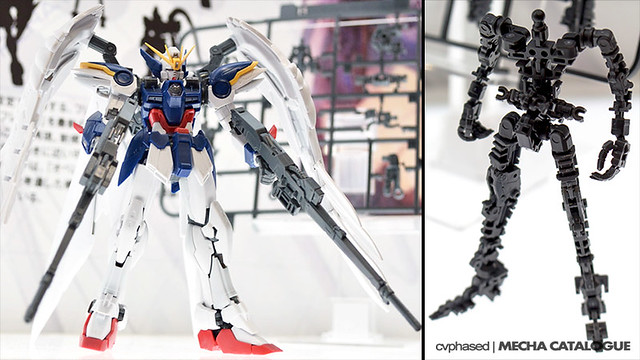 54th All Japan Model & Hobby Show - RG Wing Gundam Zero EW