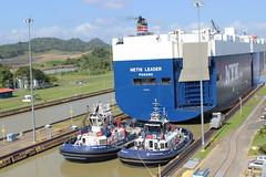 CANAL DE PANAMA GATUN