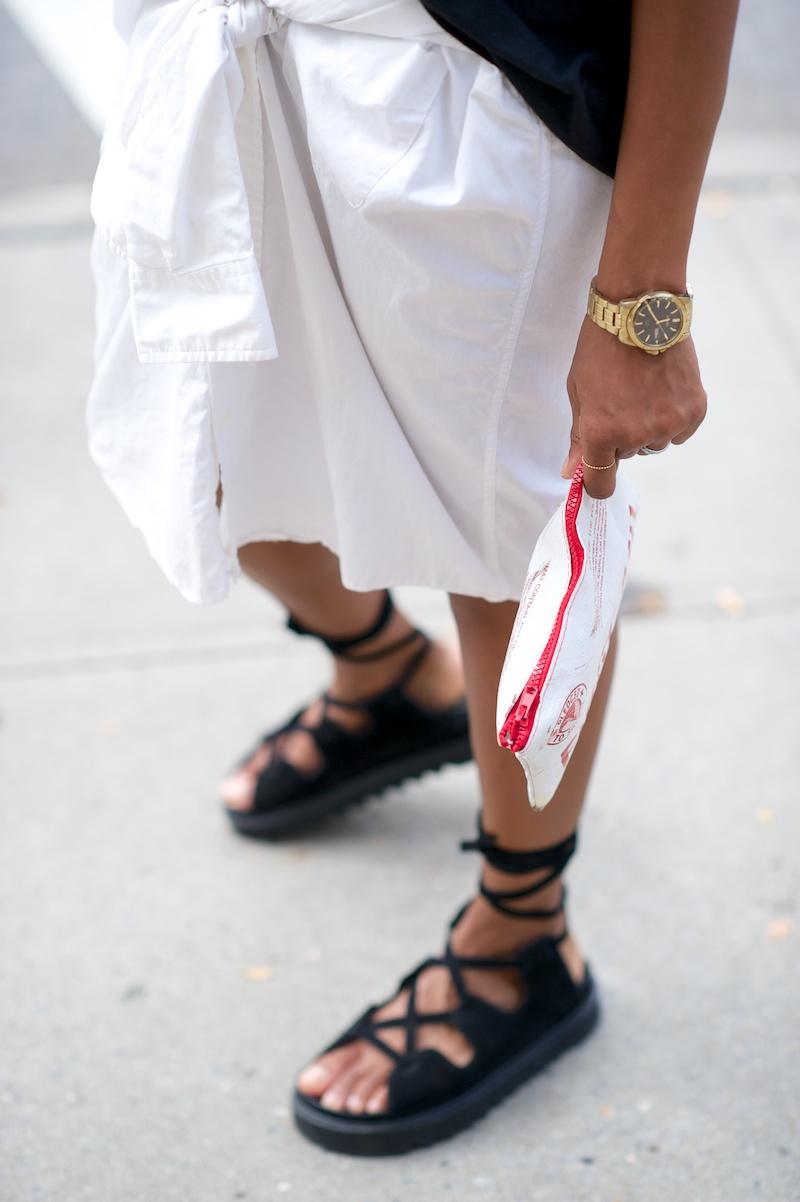 Celine ghelli sandals