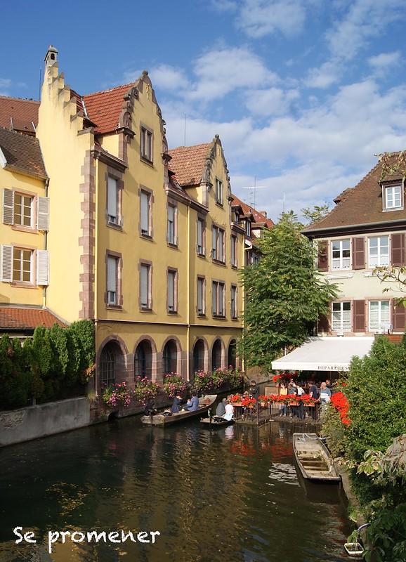 La Lauch à Colmar
