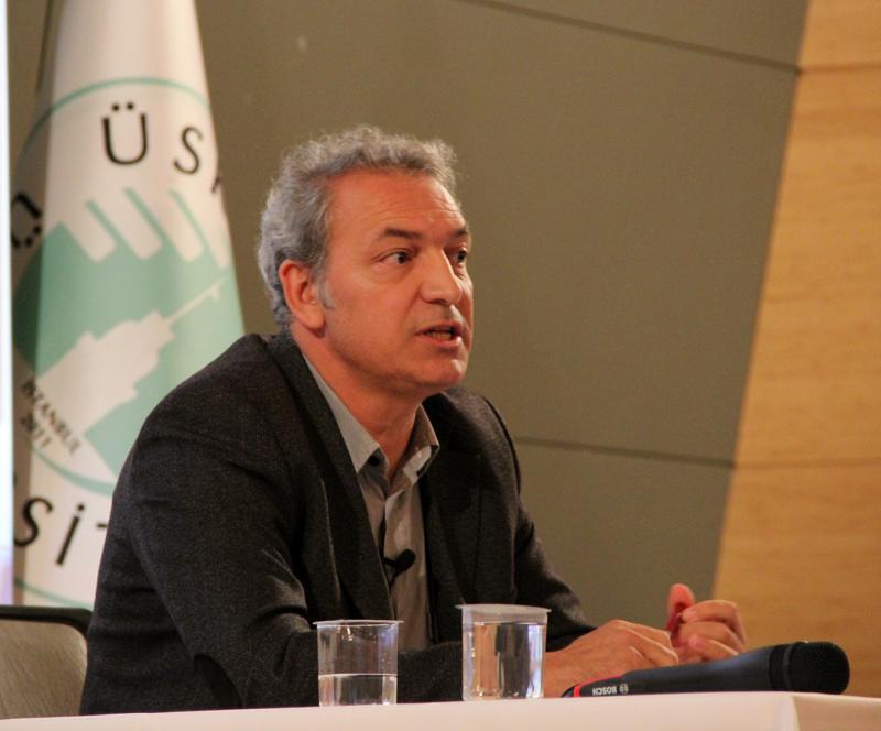 Gazeteci-Yazar Yaşar Gürsoy Üsküdarlı öğrencilerle buluştu
