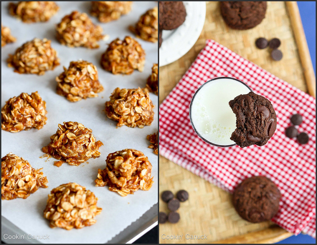 Healthy Cookie Recipes | cookincanuck.com