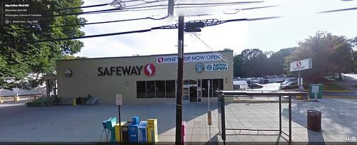 safeway Palisades supermarket (Street View)