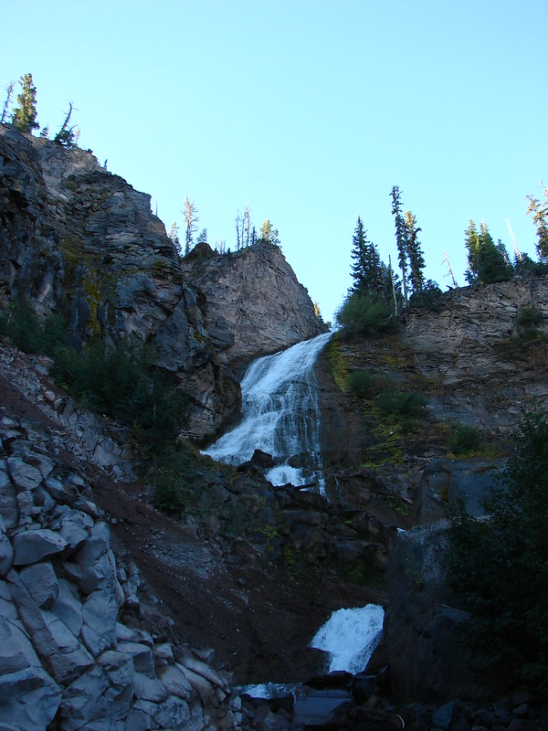 Upper Chush Falls