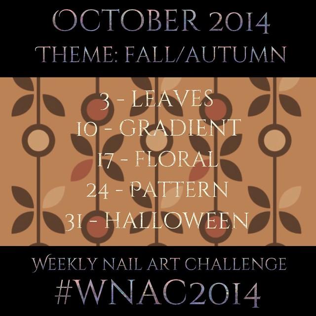 #WNAC2014 - October: Fall