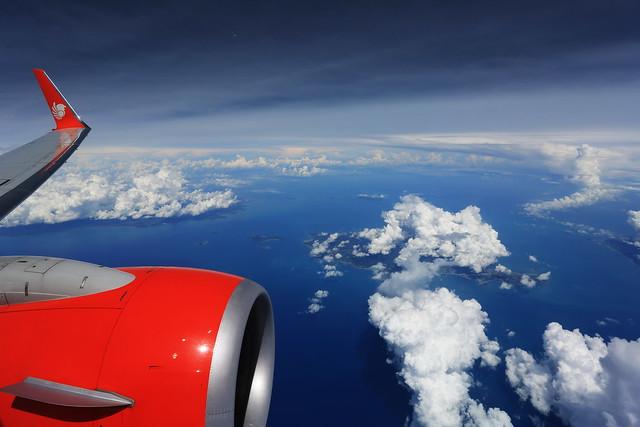 Thai Lion Air Over Samui Island (772A0165)