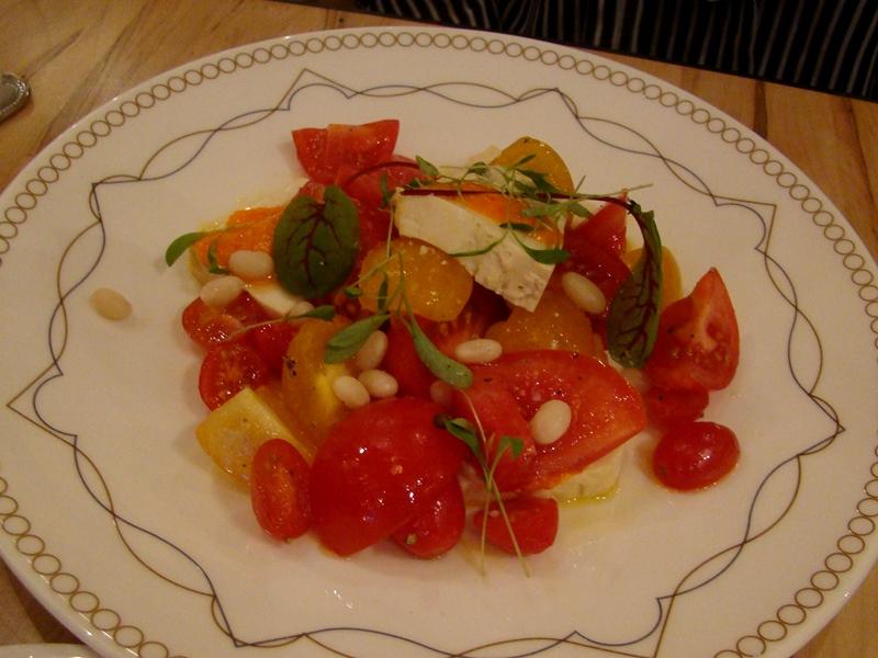 Cluny Bistro Tofu salad