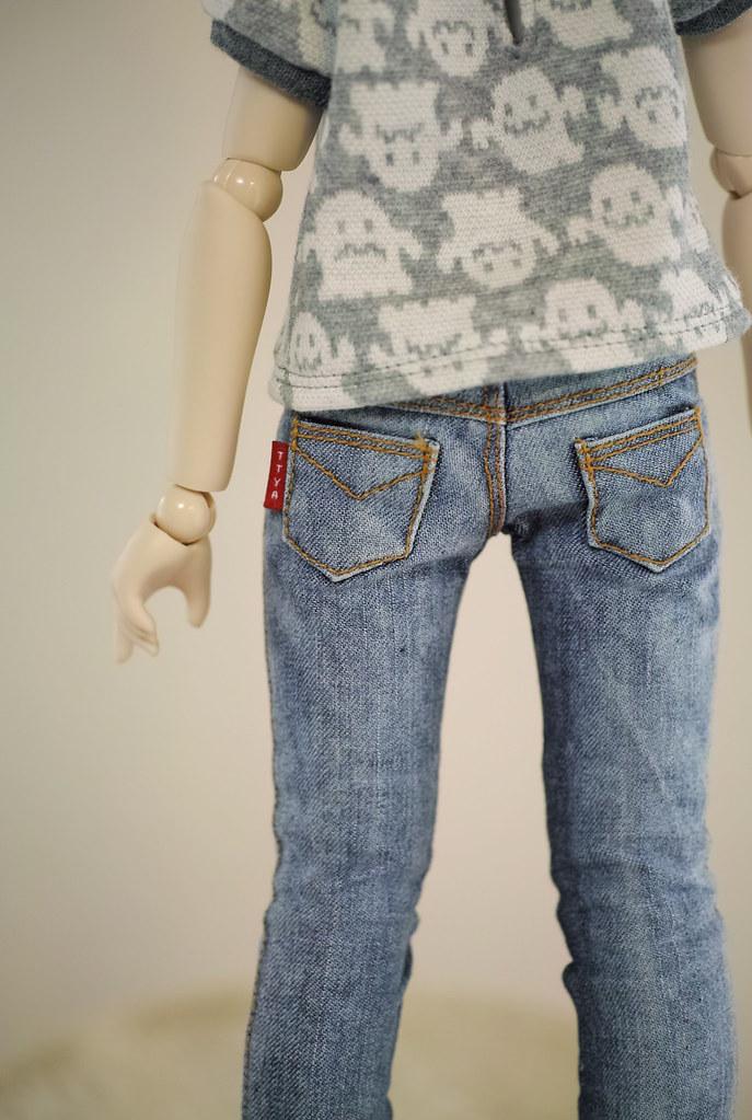 MSD's skinny jeans