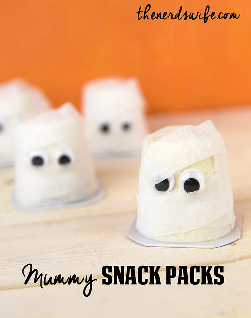 Mummy Snack Packs #SnackPackMixins #Shop