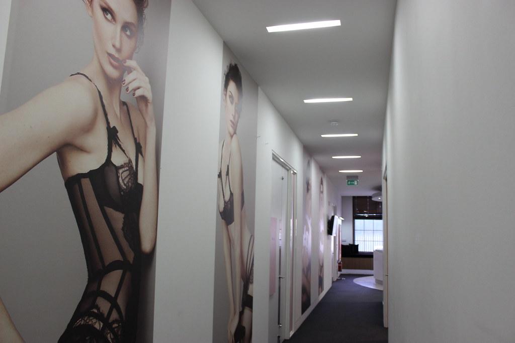 Corridor - Agent Provocateur