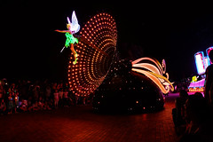 """Disney Paint the Night"" Parade"