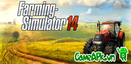 Farming Simulator 14 v1.2.8 hack full tiền & Unlocked cho Android
