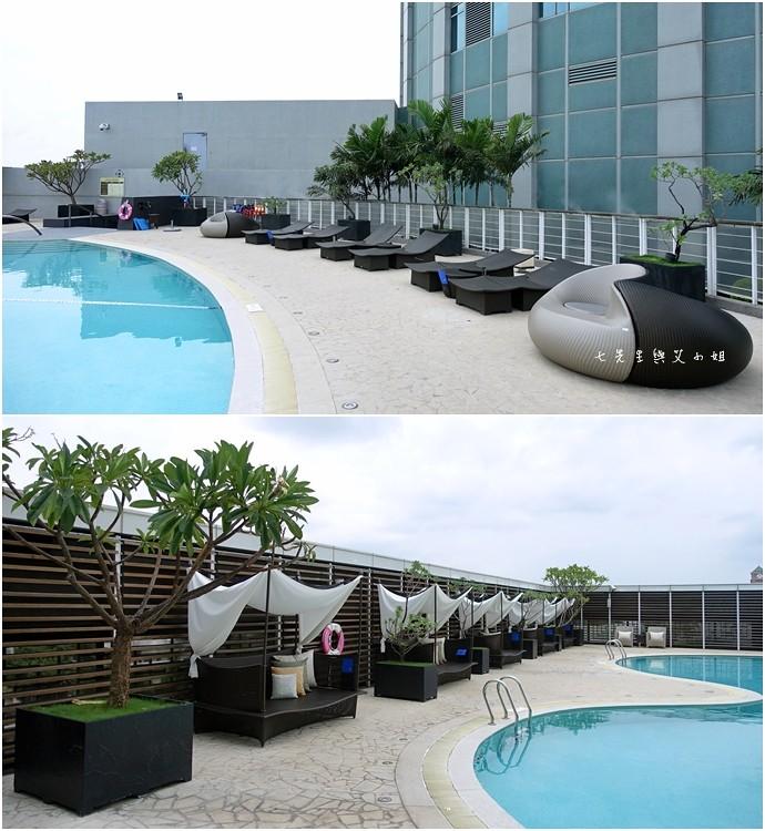 24 香格里拉台南遠東國際飯店 豪華閣 環境 住房