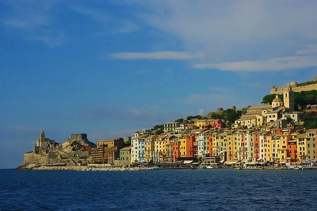 Cinque Terre - Porto Venere (Italie)