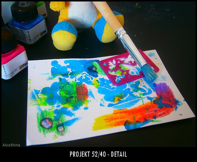 Projekt 52/40 - Detail