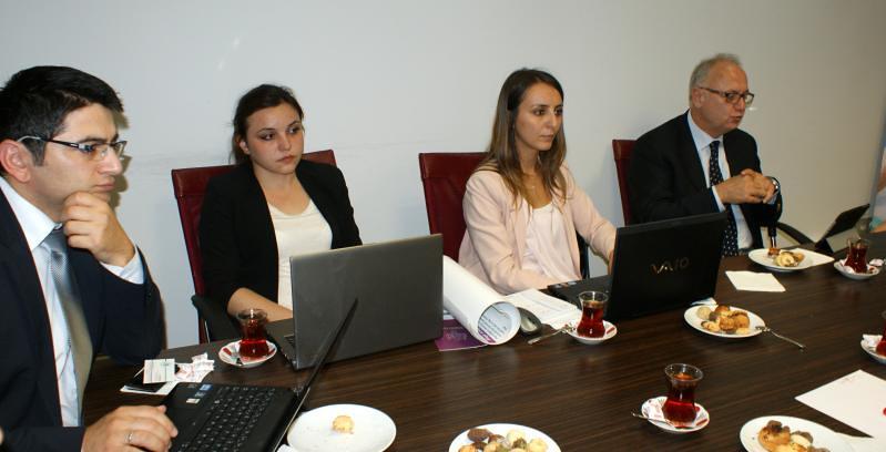 Üsküdar'da proje çalışmaları sürüyor! 2