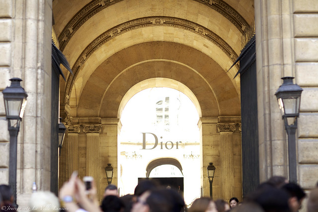 Dior, Louvre