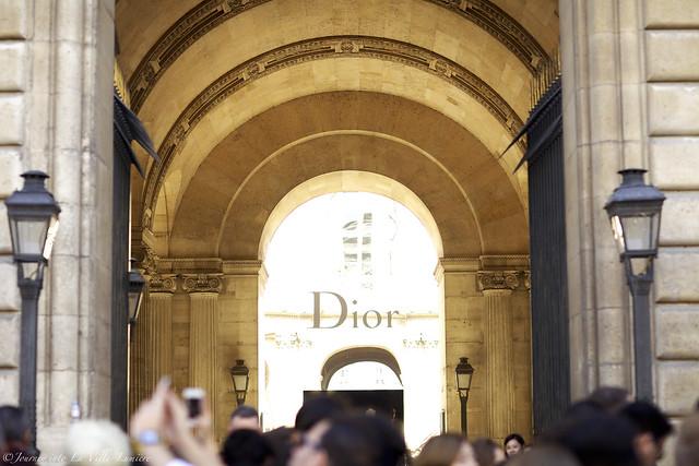 Dior, Louvre