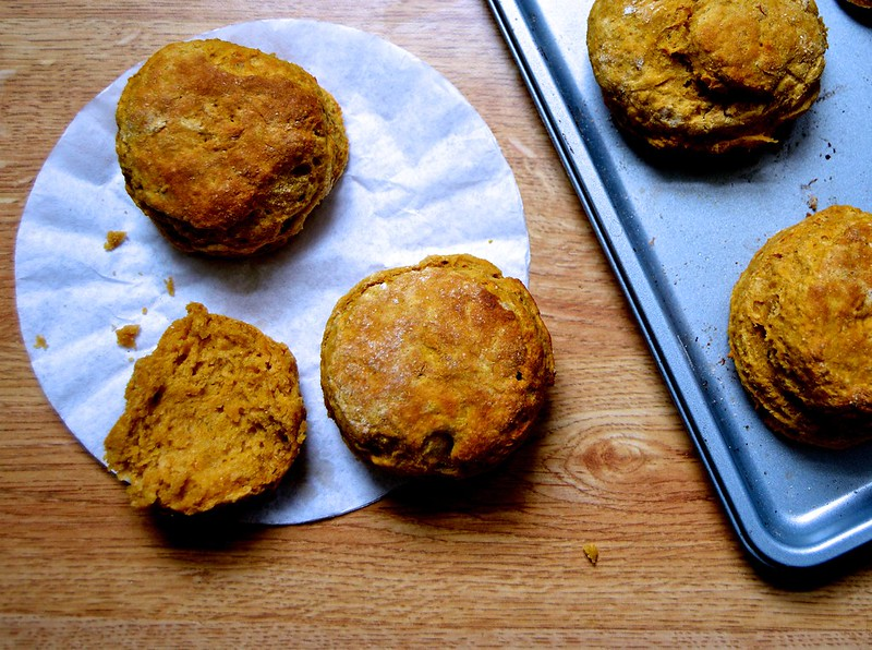 Sweet Potato Biscuits 2