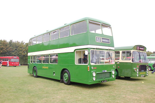 Lincolnshire Bristol VRT JVL 619H (c) Colin Apps