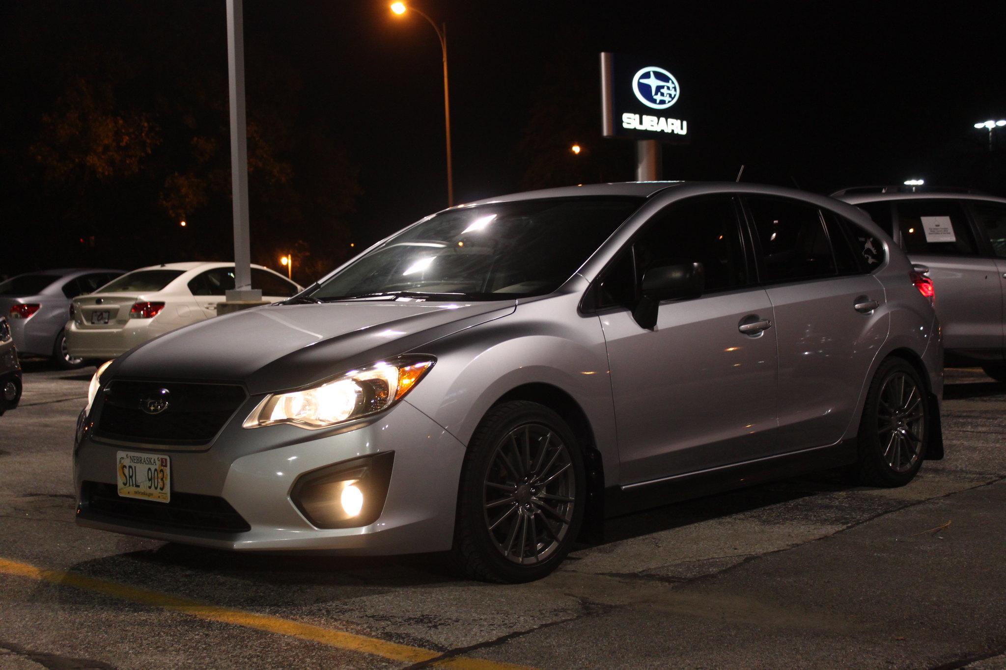 All Well Drive Hybrid Tail Lights On My 12 Impreza Hatchback 2012 Subaru Wiring Harness