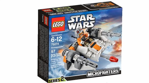LEGO Star Wars 75074