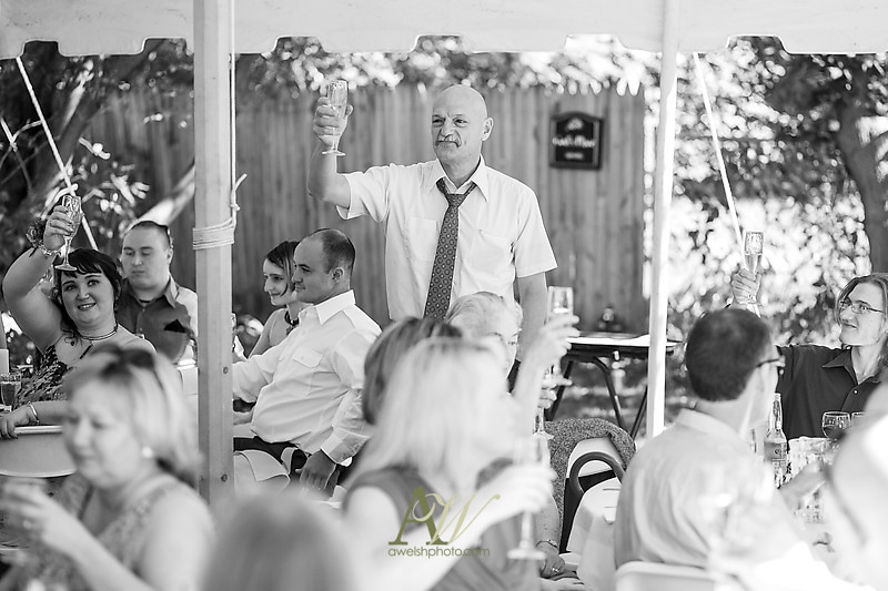 Letchworth wedding photographer Andrew Welsh Photography outdoor ceremony park river waterfall couple portraits Allegiance Inn Mount Morris