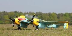 Durafly Messerschmitt Bf110