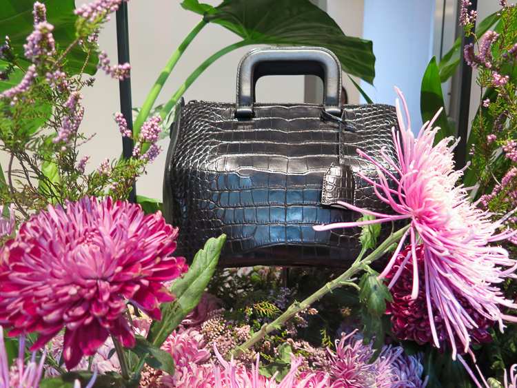 Jet black The Wednesday bag by 3.1 Phillip Lim for Lane Crawford