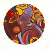nudala zendala-mandala-5-ink-watercolor-chriscarterartist-042314 600