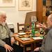 Small photo of James Wines and Aldo Tambellini
