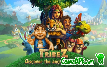 The Tribez v2.00 hack full tiền cho Android
