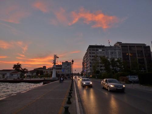 Thessaloniki in Greece - August 2014