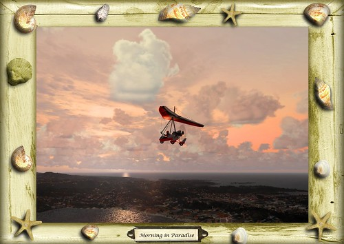 beach dawn grande picture grenada microlight fsx craftartist2 annse