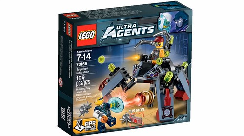 LEGO Ultra Agents 70166