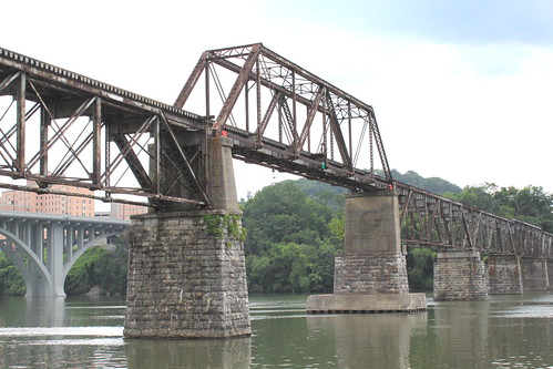 Norfolk Southern Tennessee River Bridge - Knoxville
