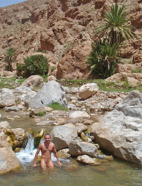 naturist 0000 Todra Gorge, Morocco