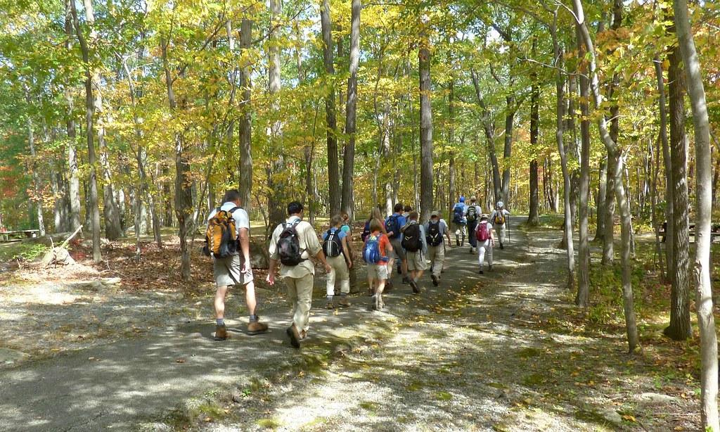 Harriman Hikers Mt Paul Preserve NJ 9 28 2014