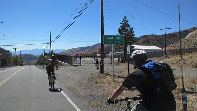 Carson City to Virginia City