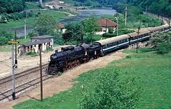 * Rumänien  Dampfloks  # 4  New Scan