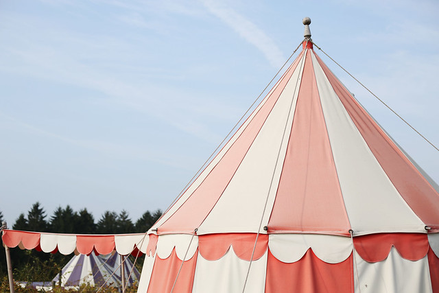 Leeds Castle Glamping