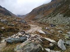 Aufstieg Edelrauthütte Lappach