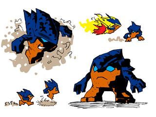 Fenix Rage on PS4 and  PS Vita