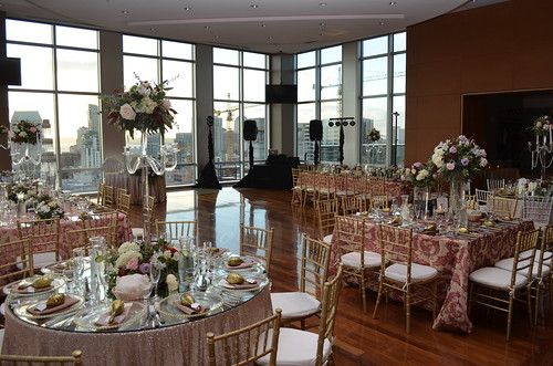 The Ultimate Skybox Wedding in San Diego