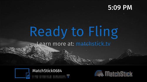 MatchStick Firefox OS déjà porté sur une autre Clé-PC